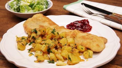 Bratkartoffeln So Werden Sie Kross Lecker Essen Und Trinken