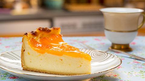 Mandarinen Schmand Kuchen Rezept Essen Und Trinken